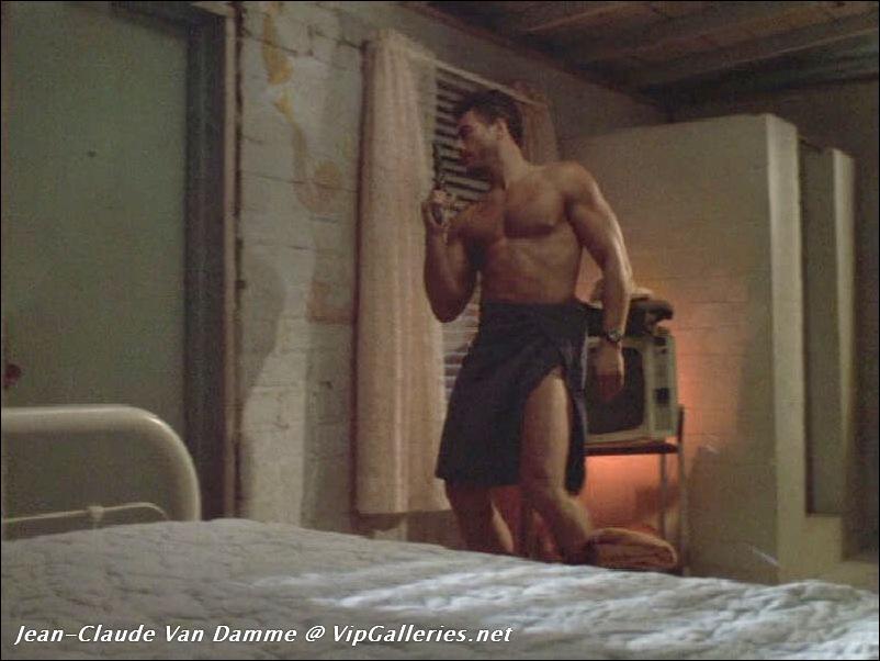 Claude damme free jean naked nude van