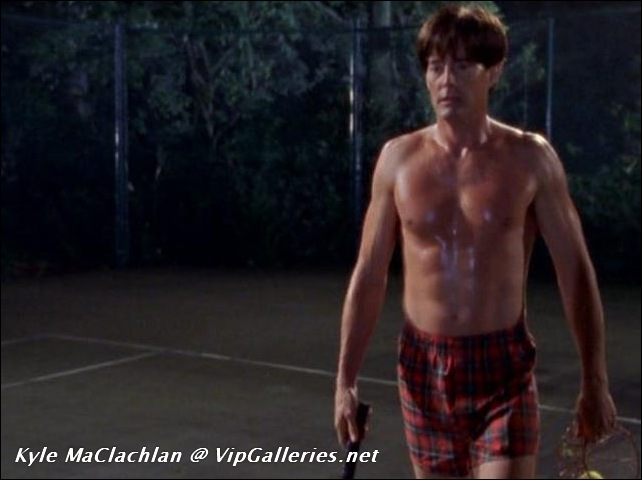 Gay and kyle maclachlan naked