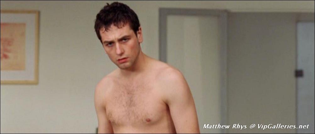 Rhys nude matthew