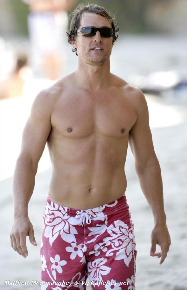 Matthew McConaughey nude photo