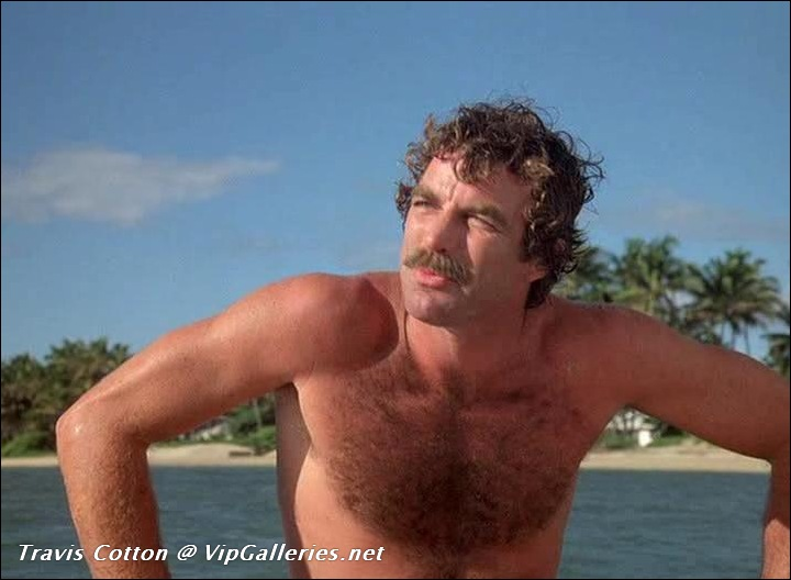 Tom Selleck Nude