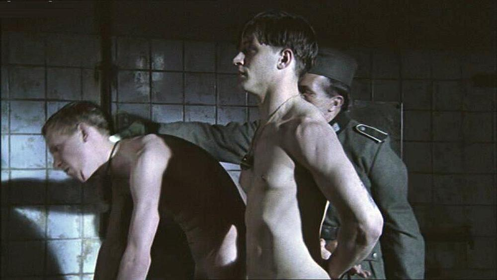 image Nude soldiers examined gay the hazing the