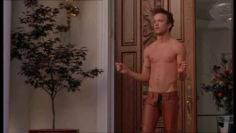 Aaron paul nude ass and sexy movie scenes