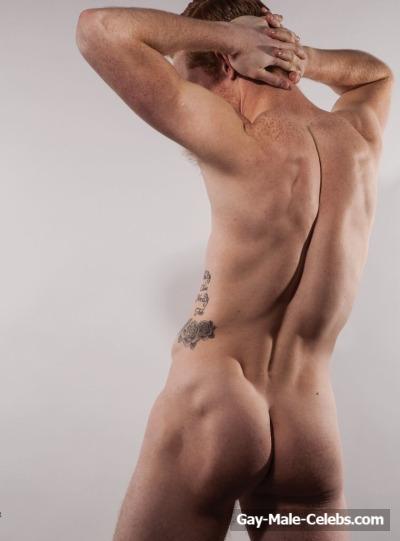 Greg corn naked butt