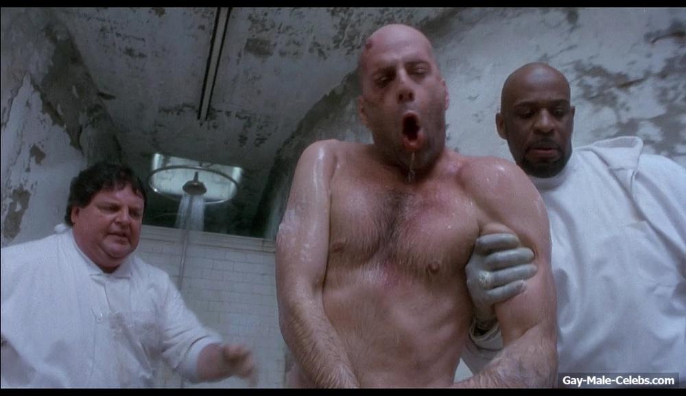 Bruce willis nude pic