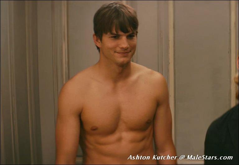 from Wesley ashton gay kutcher