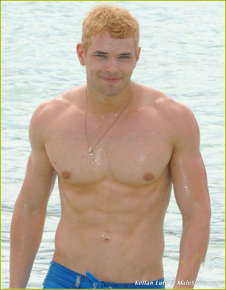 Consider, that naked kellan lutz nude will