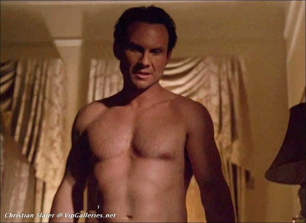 Christian slater nude