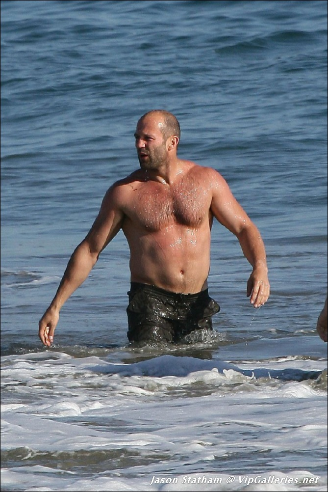 Jason Statham Nude Photo