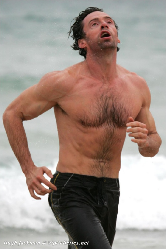 Hugh Jackman nude photo ...