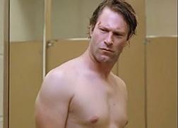 Aaron eckhart nude
