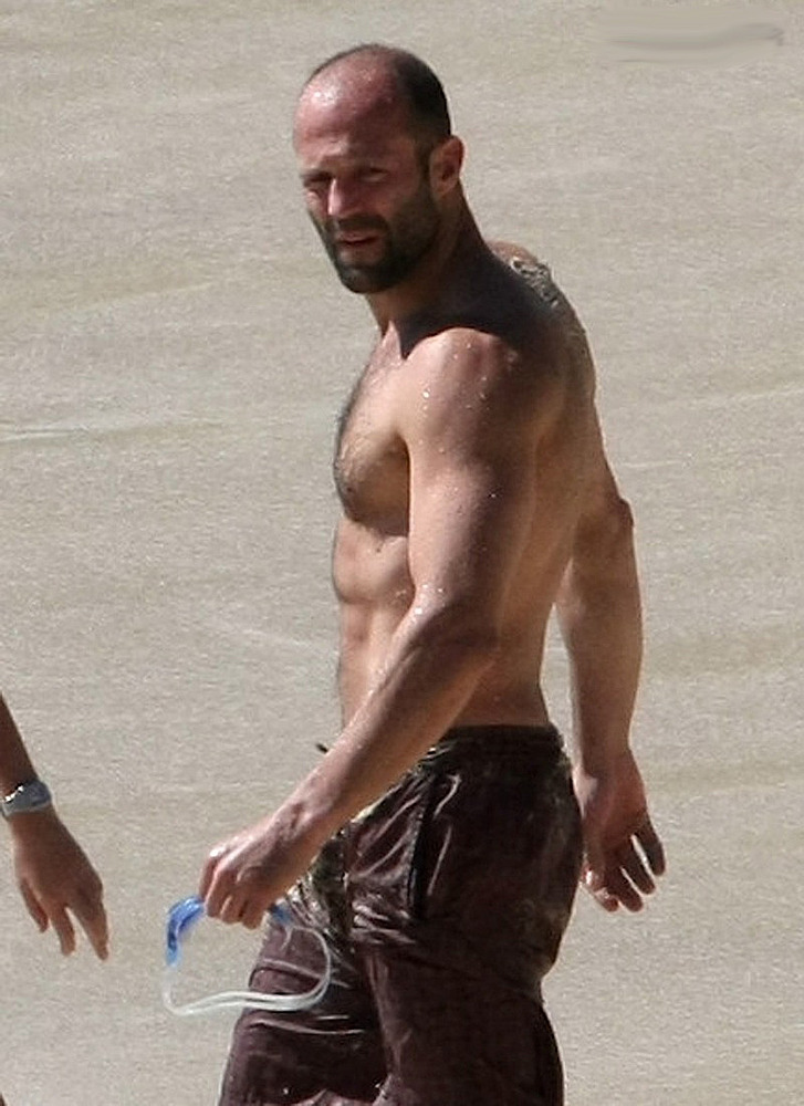 naked pictures of jason statham