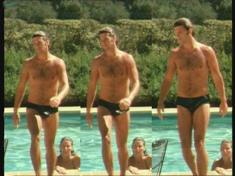 Lorenzo Lamas Nude in Falcon Crest