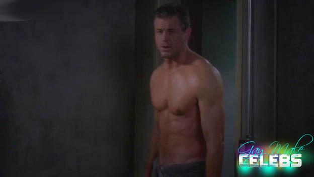 from Alfonso eric dane talks about gay scene