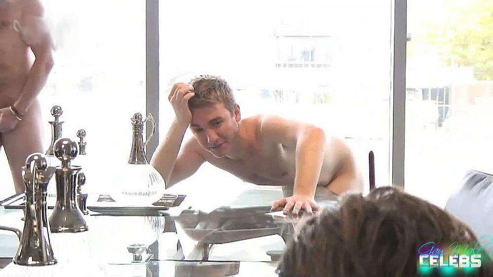 Hot nude celeb men