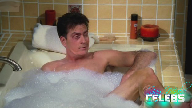 Charlie Sheen Gay Sex Tape
