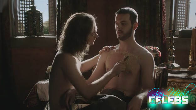 Gethin anthony nude