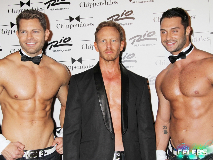 from Channing ian ziering gay