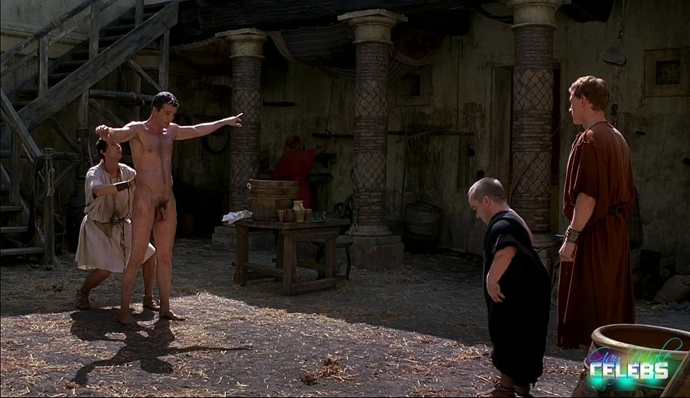 """James Purefoy Frontal Nude in Rome 1-04 """"Stealing from Saturn"""""""