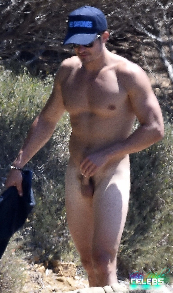 Orlando Bloom Frontal Nude Uncensored  Gay-Male-Celebscom-6212