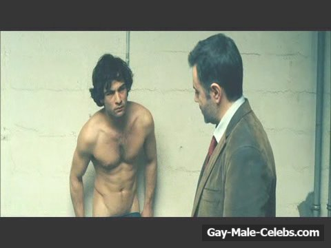 Nicolas Cazale Flashing His Cock in Have Mercy on Us All
