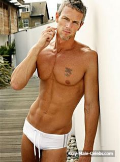 Mark Foster Shirtless And Sexy Underwear Shots